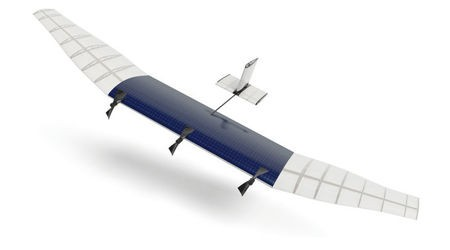 """""""Фейсбук"""" подготвя дрони с размера на """"Боинг-747"""""""